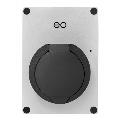 EO Mini Pro 2  Wall Charger (Silver) Solar Package
