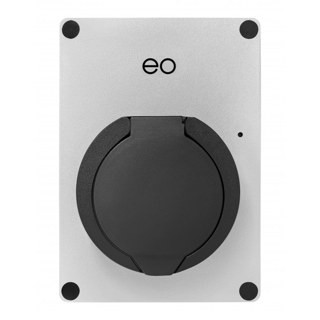 EO EV Mini Pro 2 Wall Charger Single Phase 32 Amp (Silver)