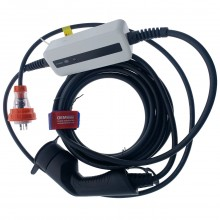 Classic Plus Type 2, 8 Amp EV Charger Cable